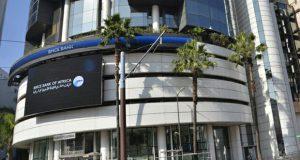 siège de la BMCI Bank à Casablanca