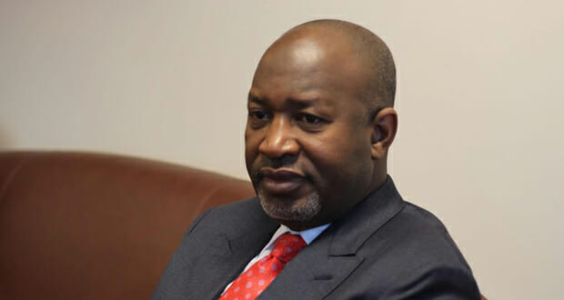 Hadi Sirika, ministre d'État nigérian à l'Aviation